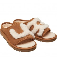 UGG Slide Chestnut/Natural