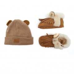 UGG Baby Darlala And Set Chestnut