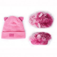 UGG Baby Pinkipuff And Set Pink Azalea