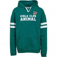 Animal Junior Dreamteam Hoodie Hunter Green