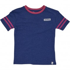 Animal Squad Deluxe T-Admiral Blue Marl
