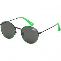 Superdry Enso Tinted Lens Round Green