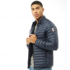 Geaca barbateasca Superdry Navy