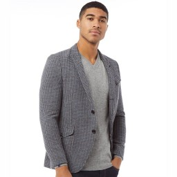 Superdry San Franciscan Dogstooth