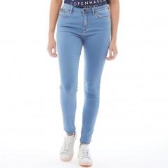 Superdry Sophia High Super Skinny 70s Blue