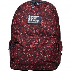 Superdry Scatter Ditsy Montana RuckBerry