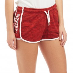 Superdry Pacific Runner Jersey Flame Red